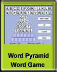 Pyramid Text Game